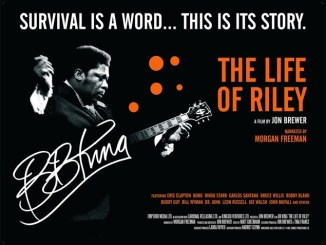 The Life of Riley BB King poster