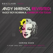 Andy Warhol: Revisited flyer