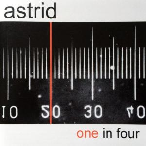 Astrid One In Four cover