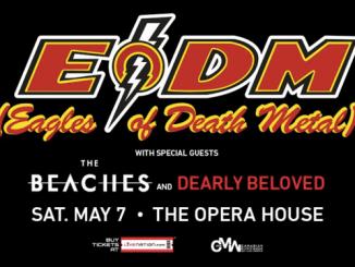 Eagles of Death Metal CMW