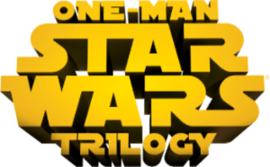 One-Man Star Wars Trilogy logo