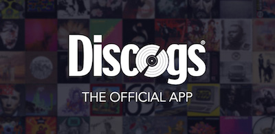 Discogs official app logo