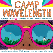 Camp Wavelength 2016 poster