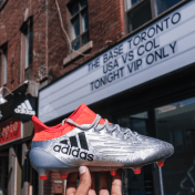 Adidas The Base exterior shot