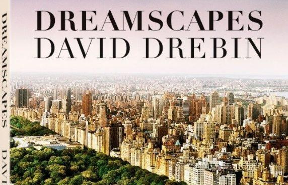 David Drebin Dreamscapes cover
