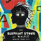 Elephant Stone tour flyer