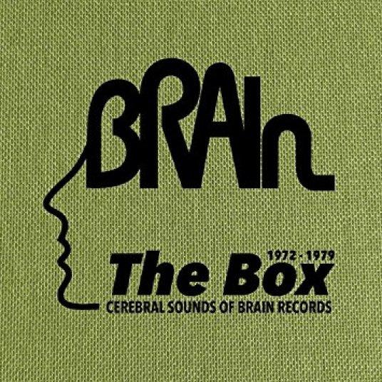 Brain Records boxset cover