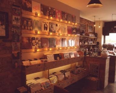 Lion Coffee + Records