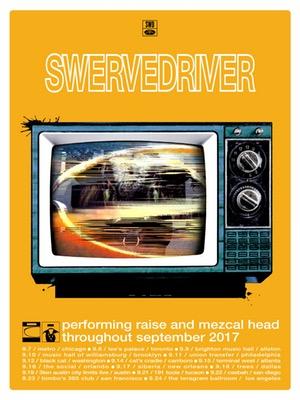 Swervedriver flyer