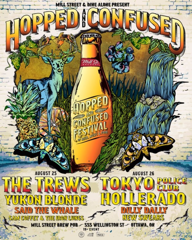 Hopped and Confused poster
