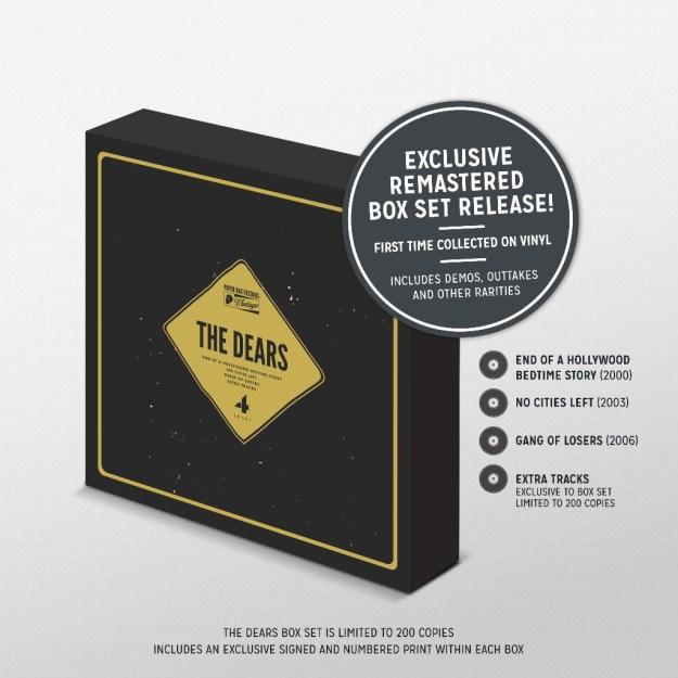 The Dears box set