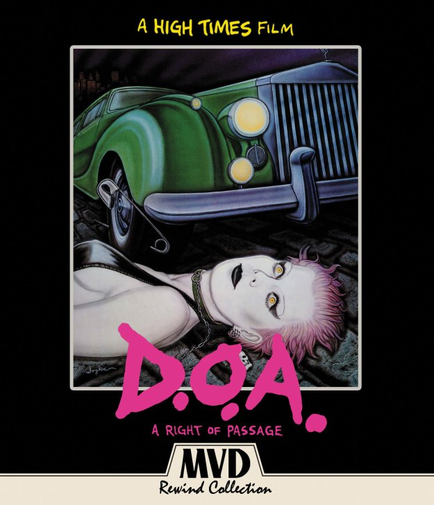 DOA - Right Of Passage cover