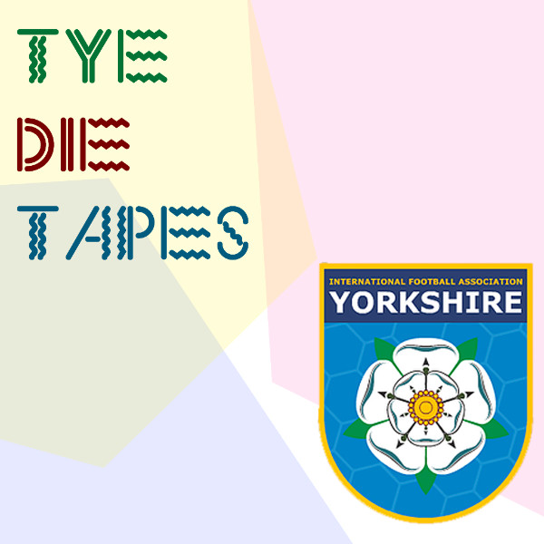 Tye Die Tapes x Yorkshire International Football Association