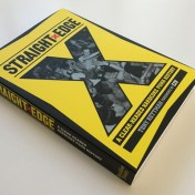 STRAIGHT EDGE: A Clear-Headed Hardcore Punk History by Tony Rettman