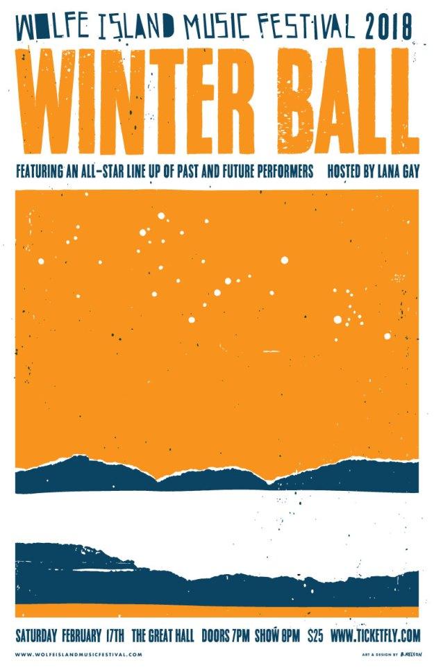 Wolfe Island Winter Ball flyer