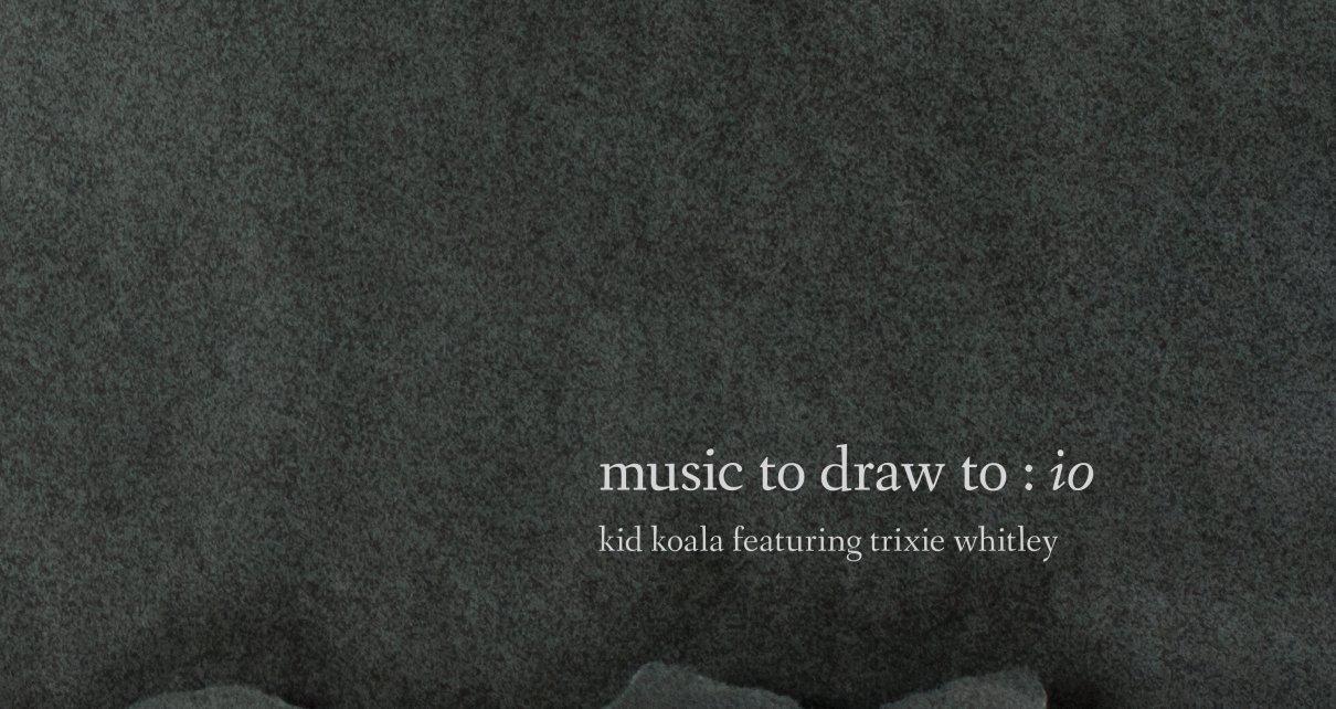 Kid Koala Music To Draws To io cover