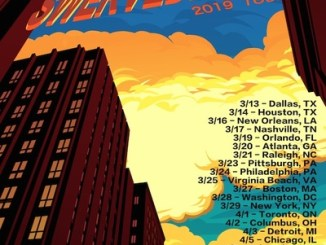 Swervedriver Failure tour poster
