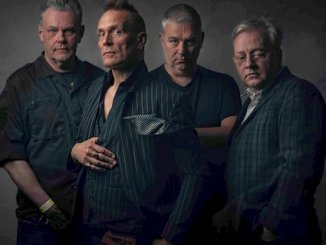 The Membranes press shot