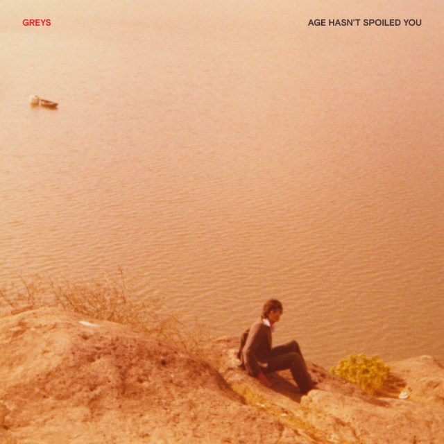 Greys Age Hasn't Spoiled You cover art