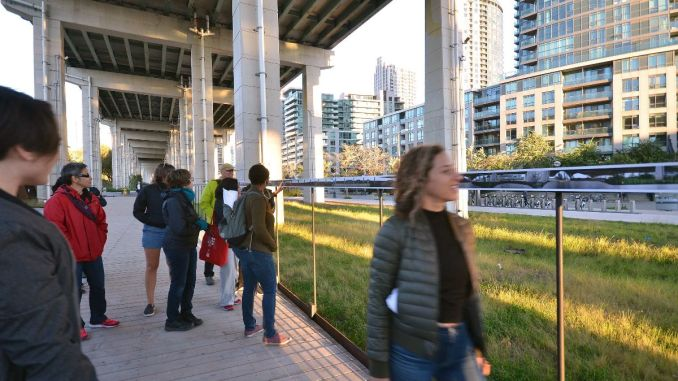 The Bentway press shot by Nicola Betts
