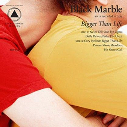Black Marble 'Bigger Than Life' cover artwork