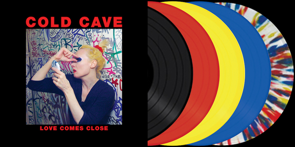 Cold Cave Love Comes Close reissue