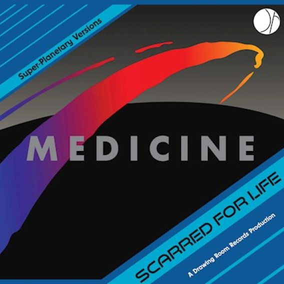 Medicine 'Scarred For Life' cover artwork