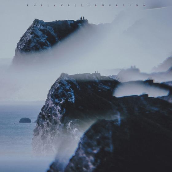 The KVB Submersion EP cover artwork