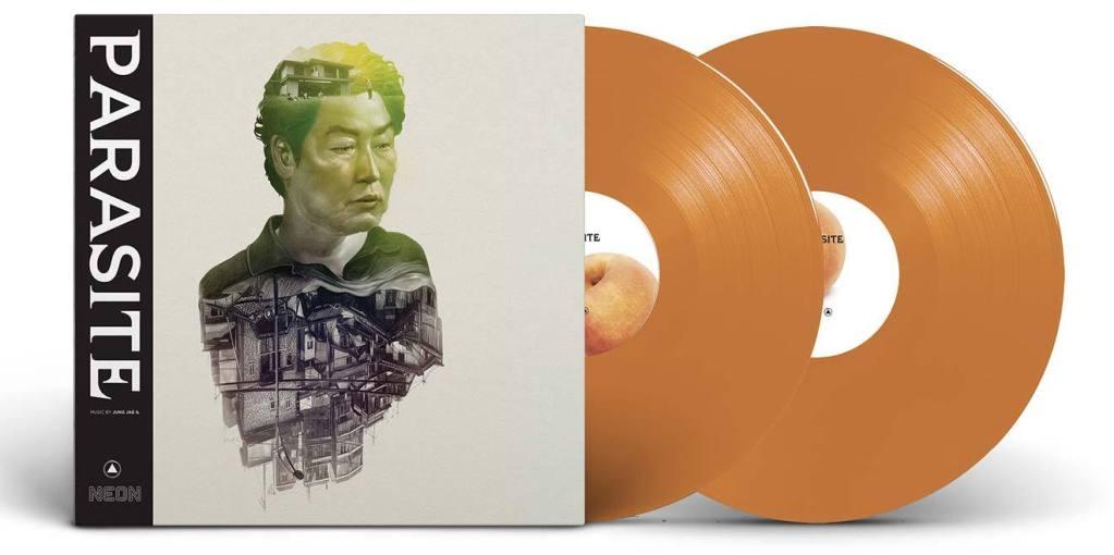 Parasite peach vinyl edition