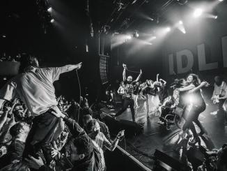 IDLES live photo