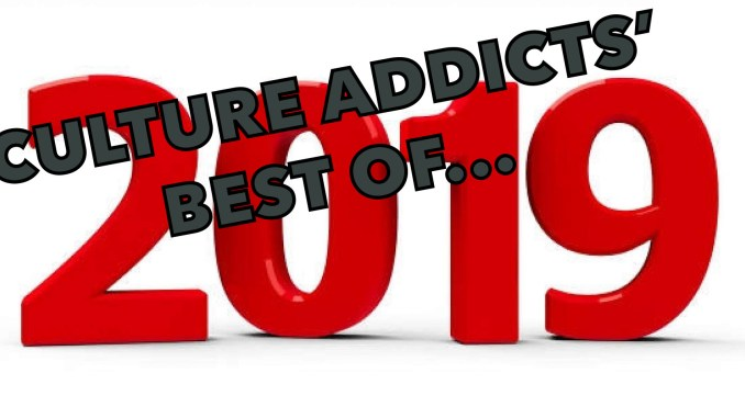 Culture Addicts best of 2019 image