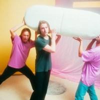Berlin-based trio Pabst share new single 'Ibuprofen'