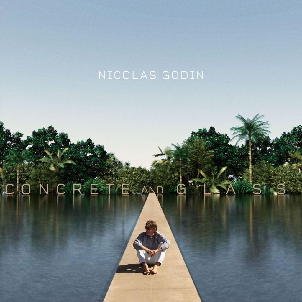 Nicolas Godin Concrete and Glass cover artwork