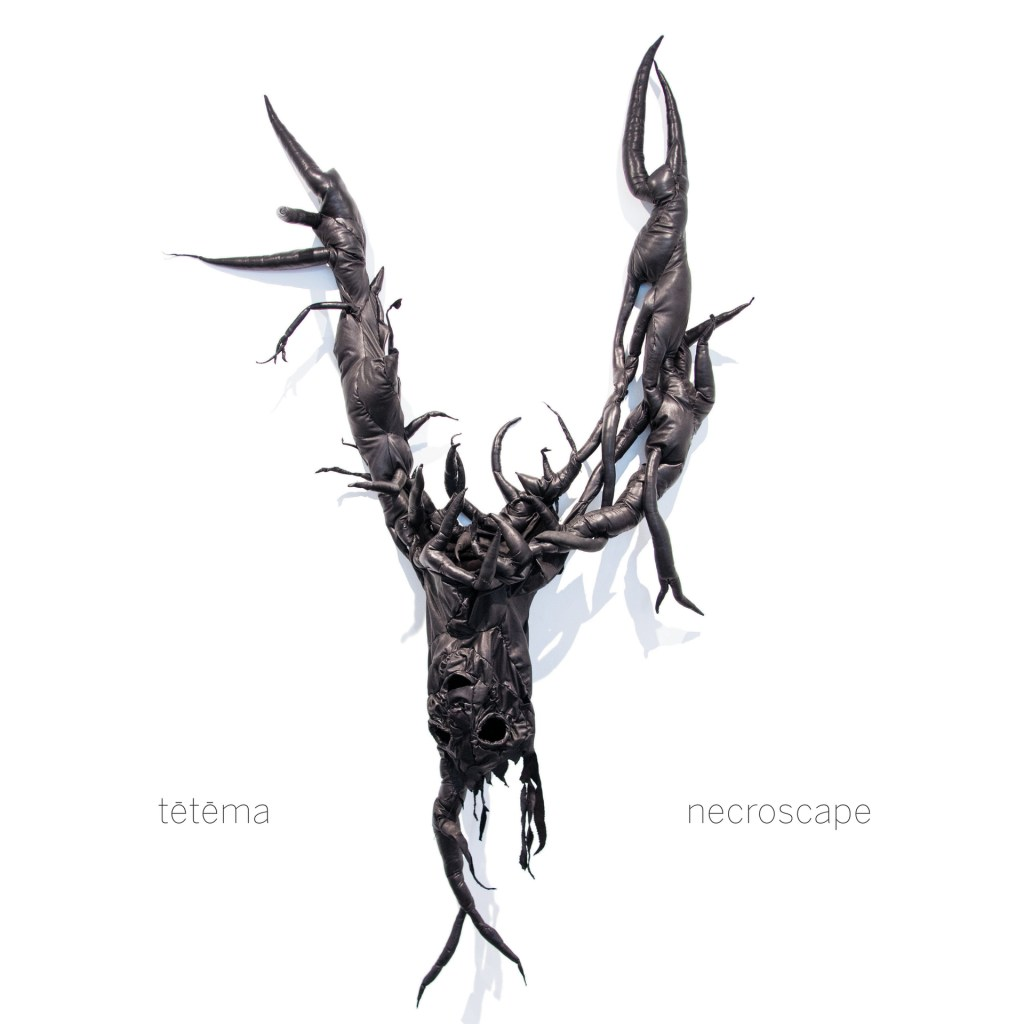 'Necroscape' Cover artwork
