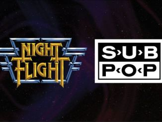 Night Flight Sub Pop partnership