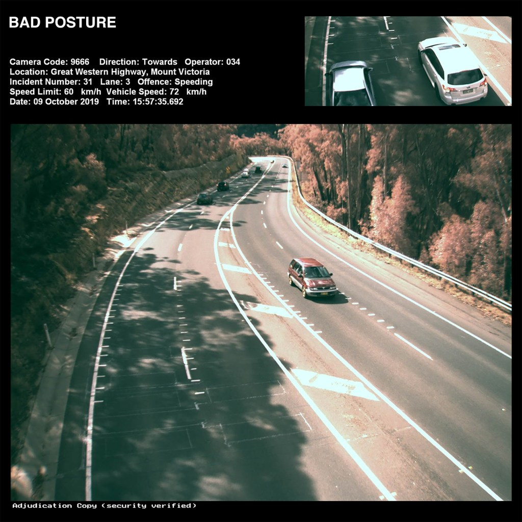 Shady Nasty Bad Posture cover artwork