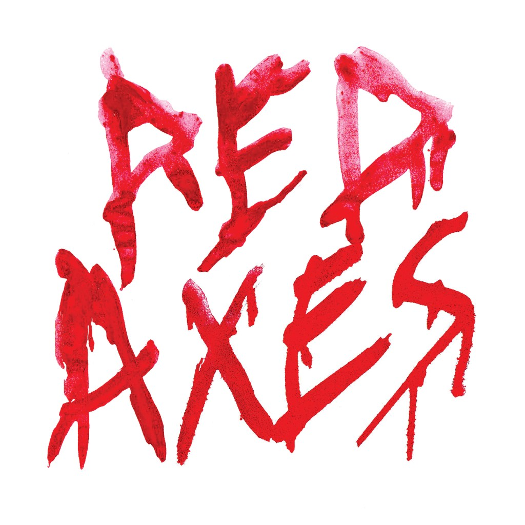 Red Axes logo