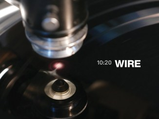 Wire 10:20 album cover