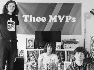 Thee MVPs press photo