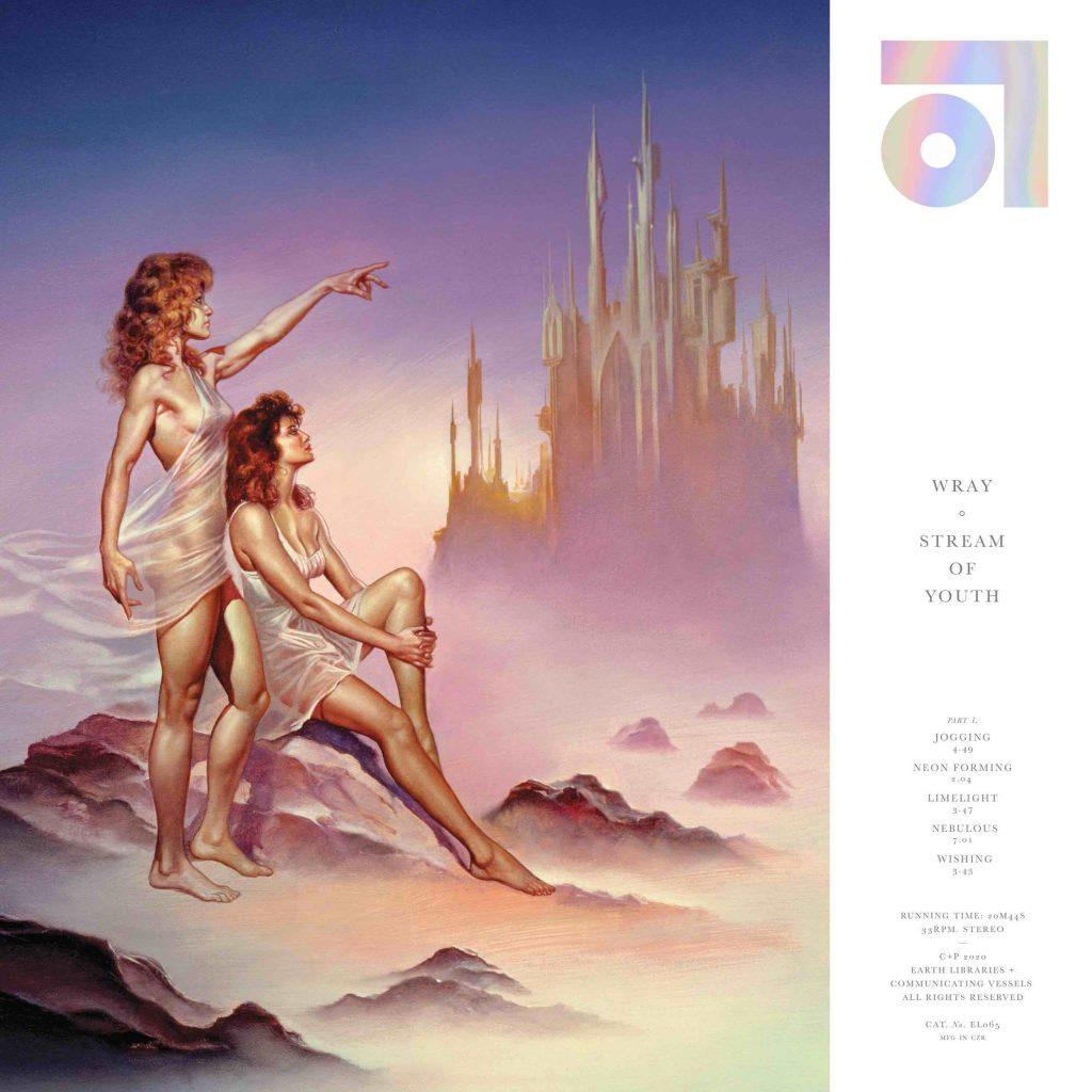 Wray Stream of Youth / Blank World album cover artwork