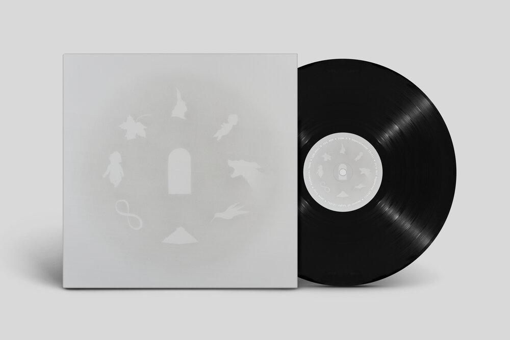 Lore City Alchemical Task vinyl artwork