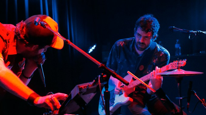 The Harpoonist & The Axe Murderer Live Photo
