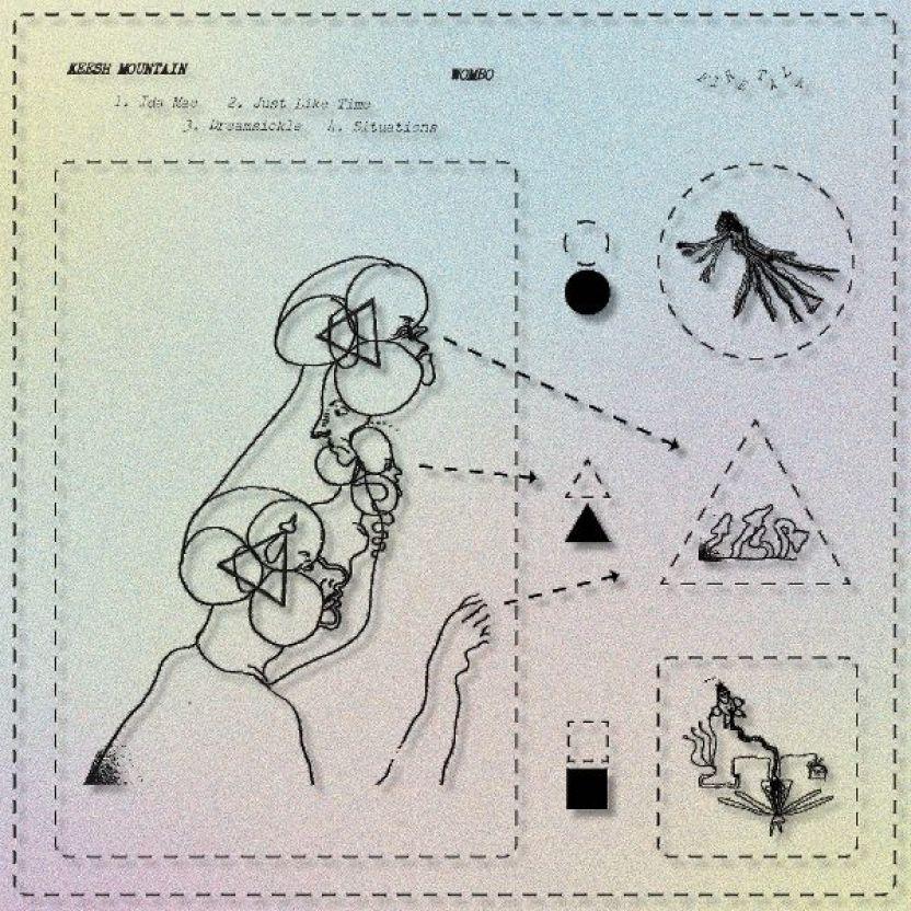 Wombo Keesh Mountain EP cover artwork