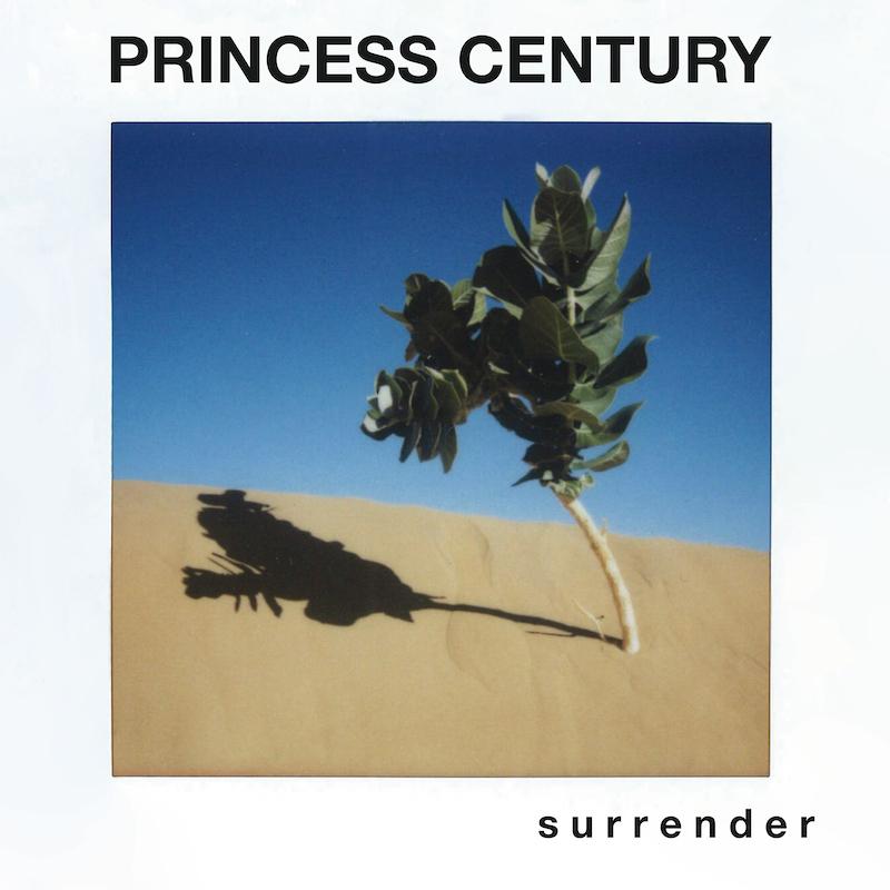 Princess Century s u r r e n d e r cover artwork