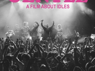 IDLES Don't Go Gentle poster