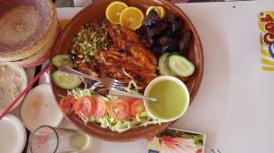 Local gastronomy, Autlán, Jalisco.