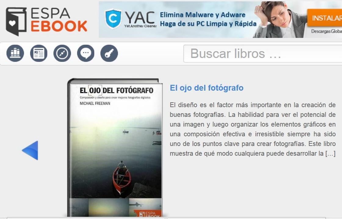 Para Descargar Libros En Español: Espaebook