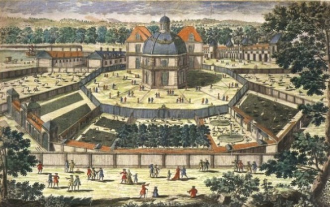 Versailles Menagerie by D'Aveline