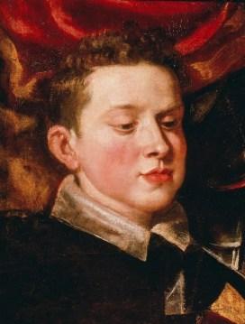 Pierre Paul Rubens - Portrait de Ferdinand Ier de Gonzague