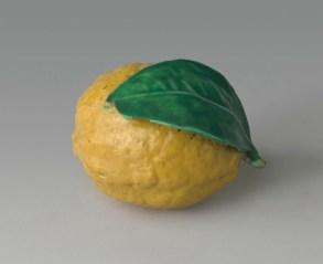Citron en ronde de bosse Italie XVIe siècle